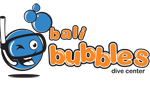 Bali Bubbles Dive Center Logo